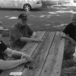From Left to Right: Bob Killen, John Bloom, Ted Madden, Hank Knott